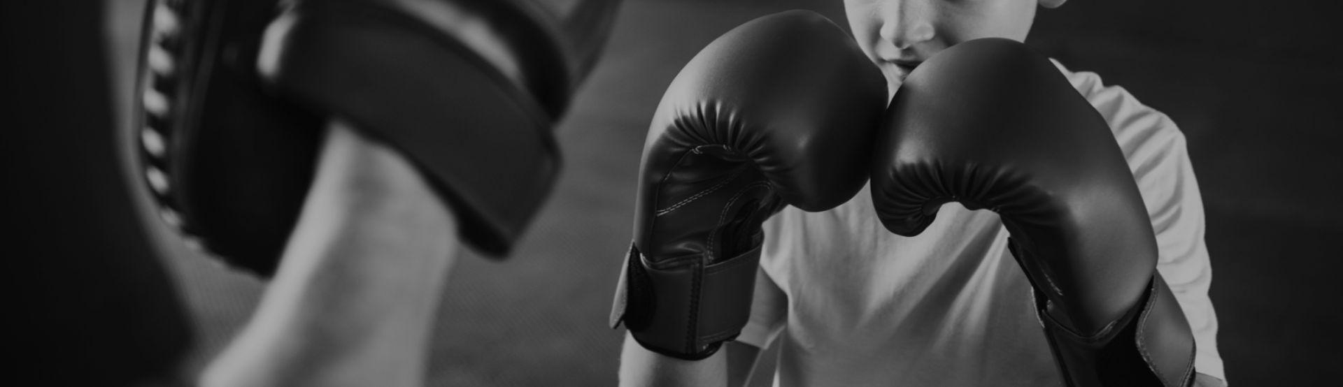 clases de boxeo para niños