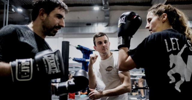¡Boxear en plena Puerta del Sol ya es posible! ¡Pruébalo gratis en el Myst Gym Club!