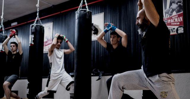 El boxeo llega a Altafit Rivas Vaciamadrid