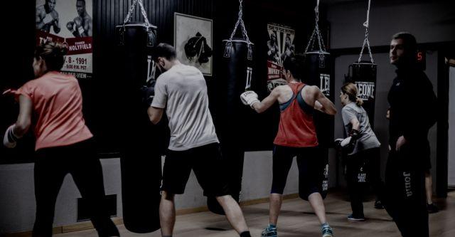 gimnasios de boxeo. nuevas aperturas