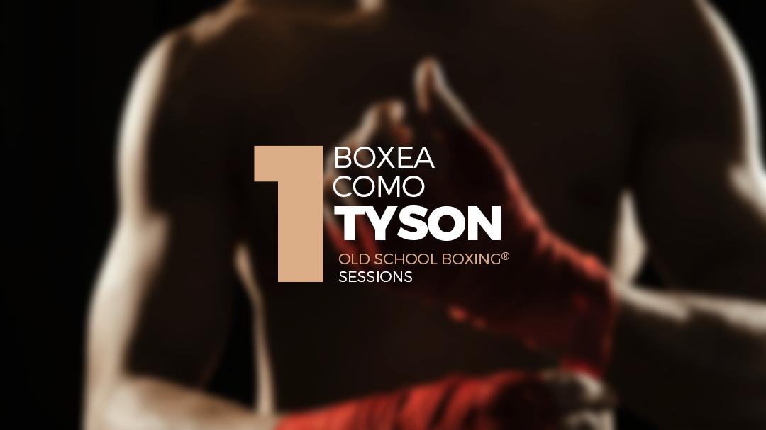 Boxea como Tyson